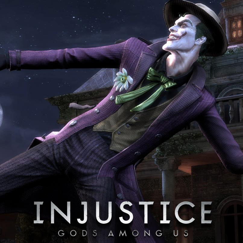 Final Confrontation Joker costume in Injustice: Gods Among Us