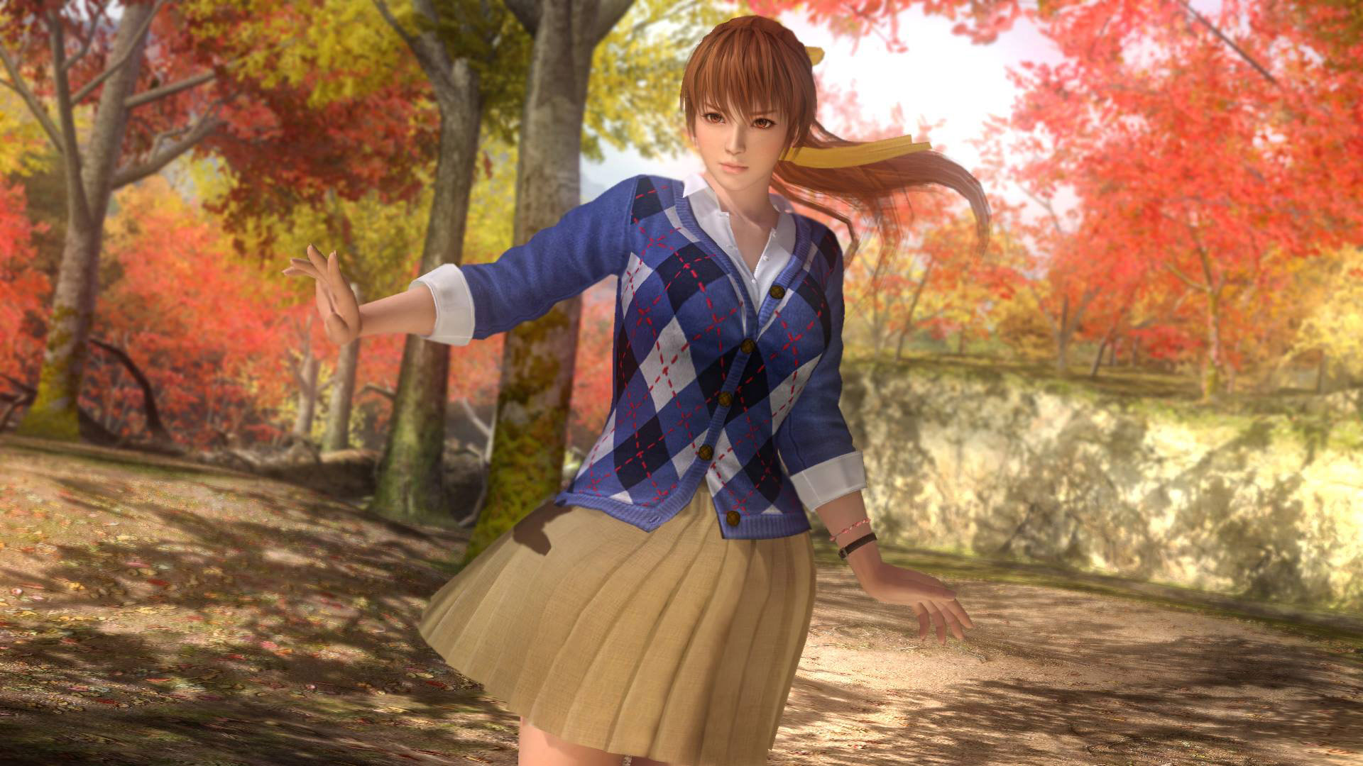 Dead or Alive 5 Ultimate screen shot #3