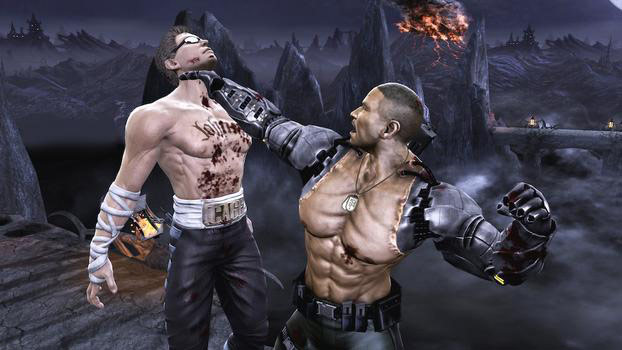 mortal kombat 9 pc