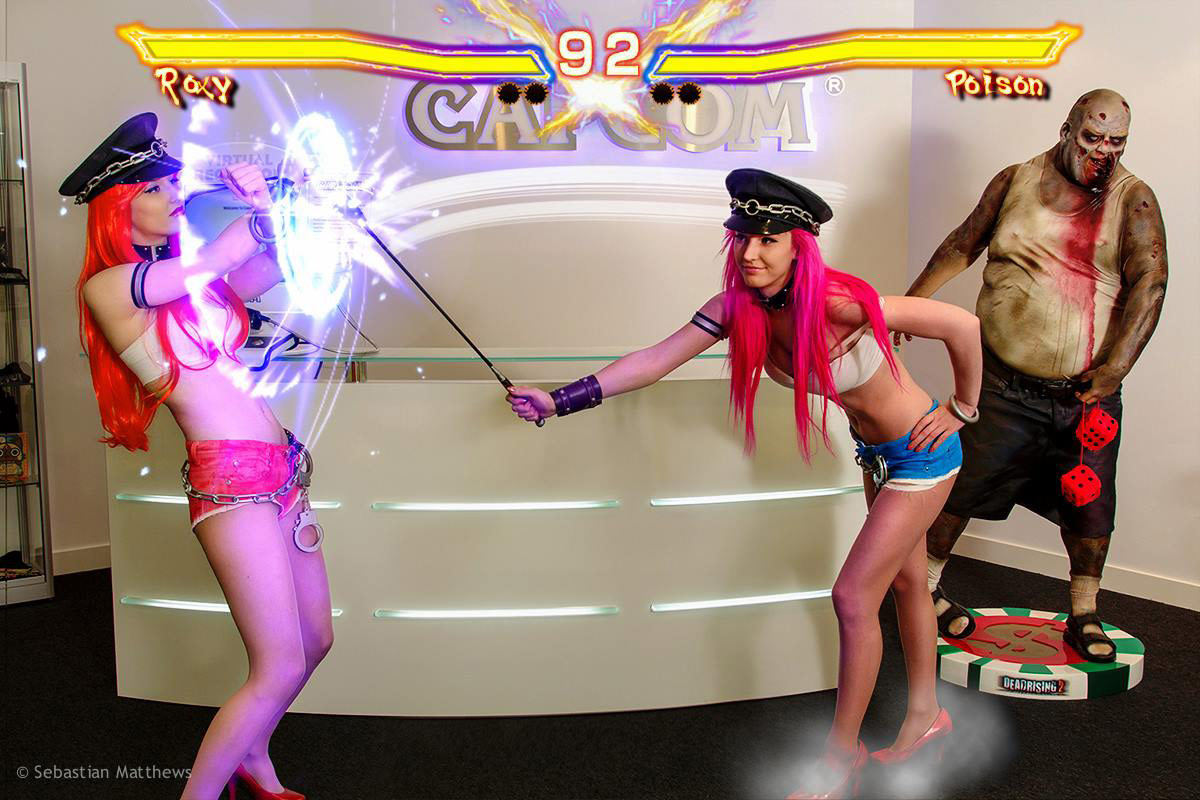 Poison cosplay gallery image #8