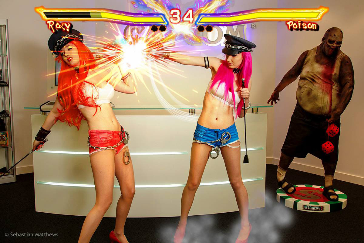 Poison cosplay gallery image #11