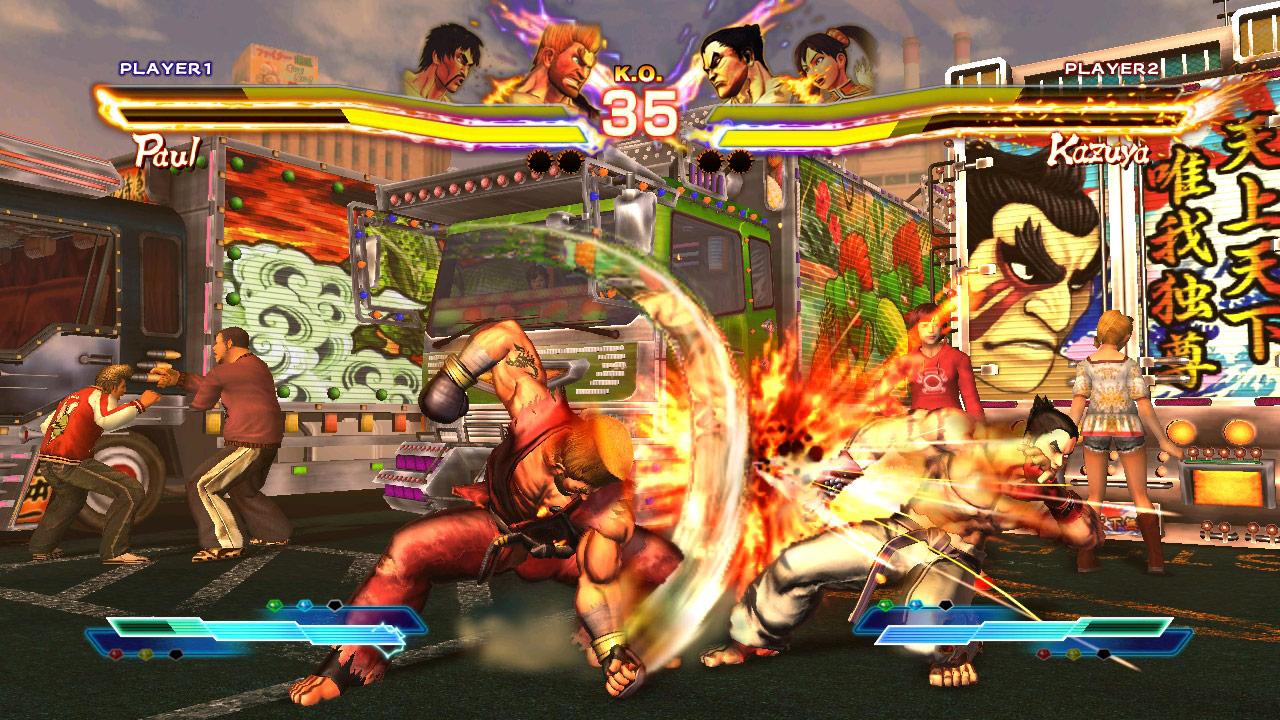Street Fighter X Tekken Stages Czaszaplaty.themodders.org projekt, który jest połączeniem dawnego gothic stories tworzonego przez the modders z projektem mod masters. wine