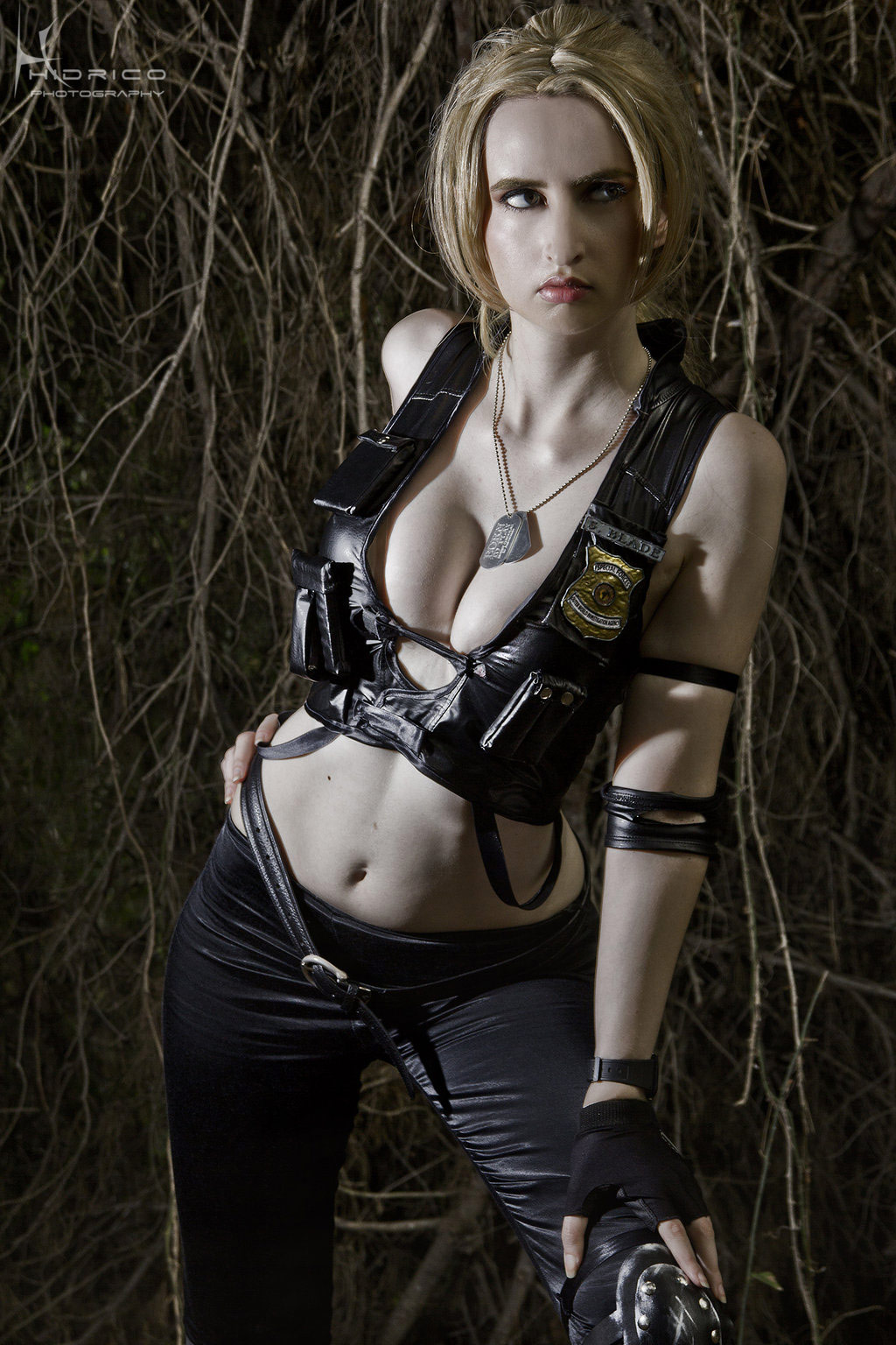Hidrico's fighting game related cosplay photos #1