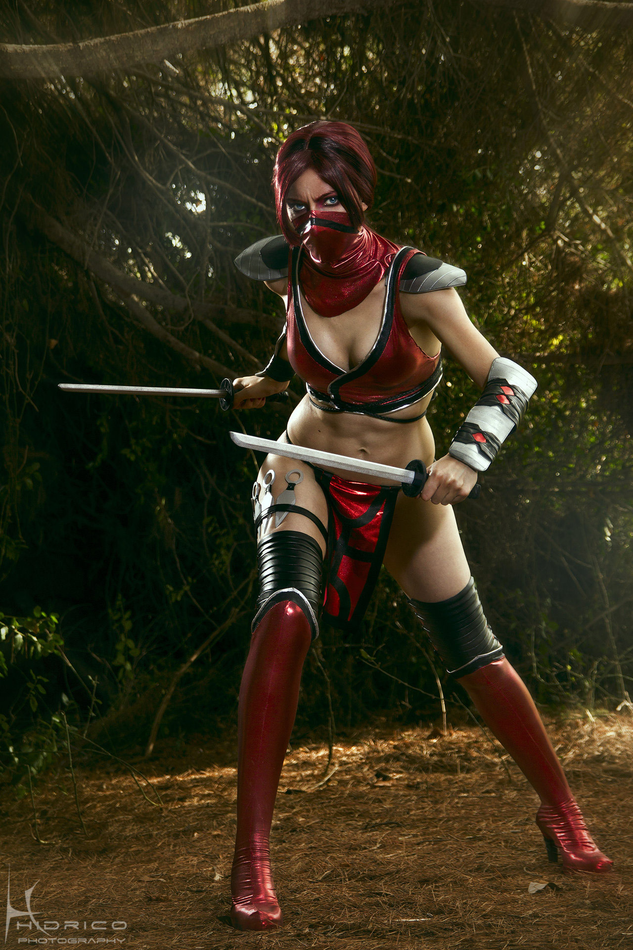 Hidrico's fighting game related cosplay photos #6