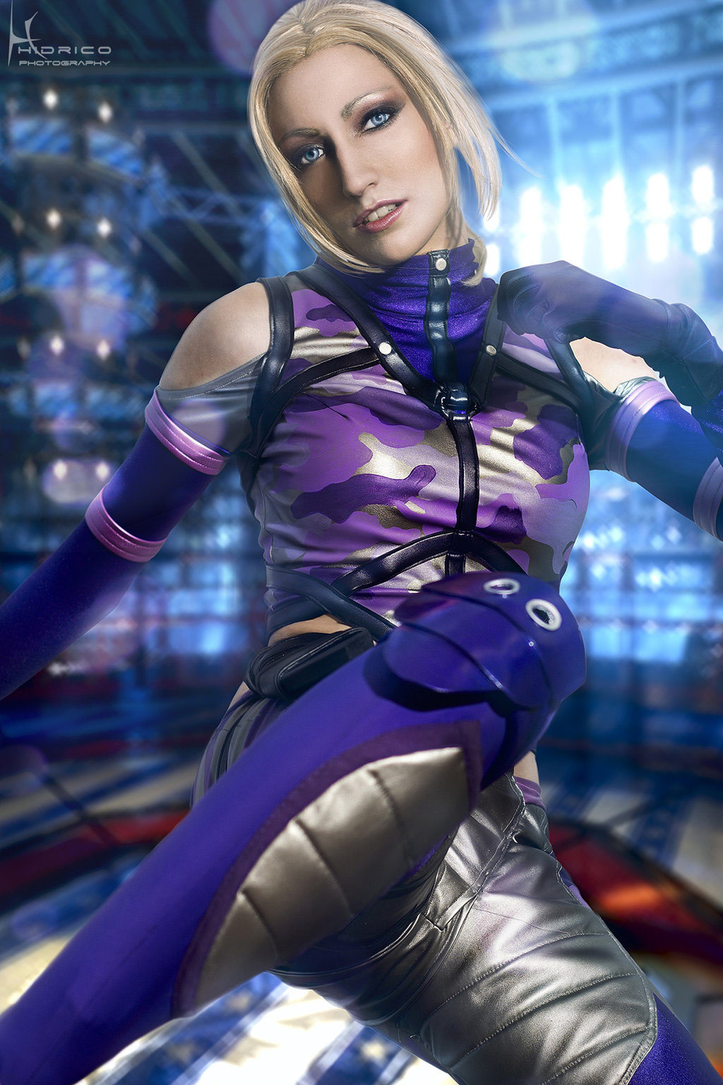 Hidrico's fighting game related cosplay photos #7