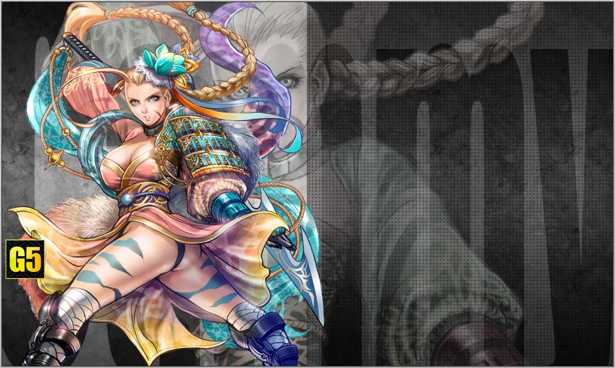 Capcom Samurai Girls #04
