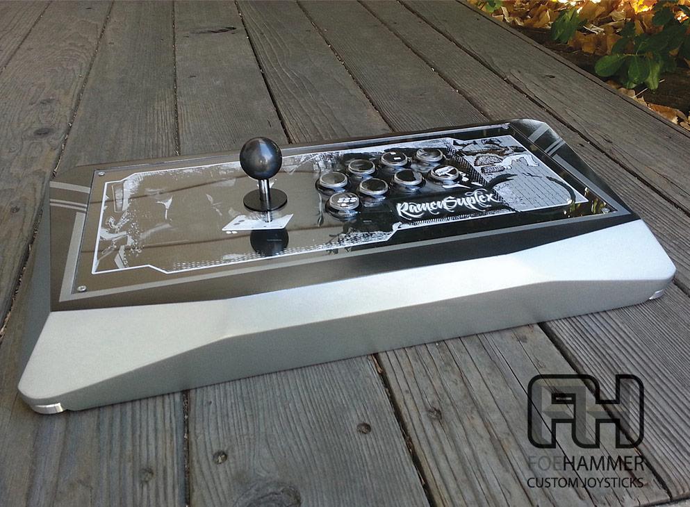 Foe Hammer custom joysticks image #14