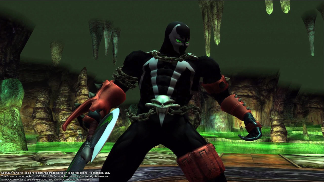 Soul Calibur 2 HD Spawn and Heihachi image #1
