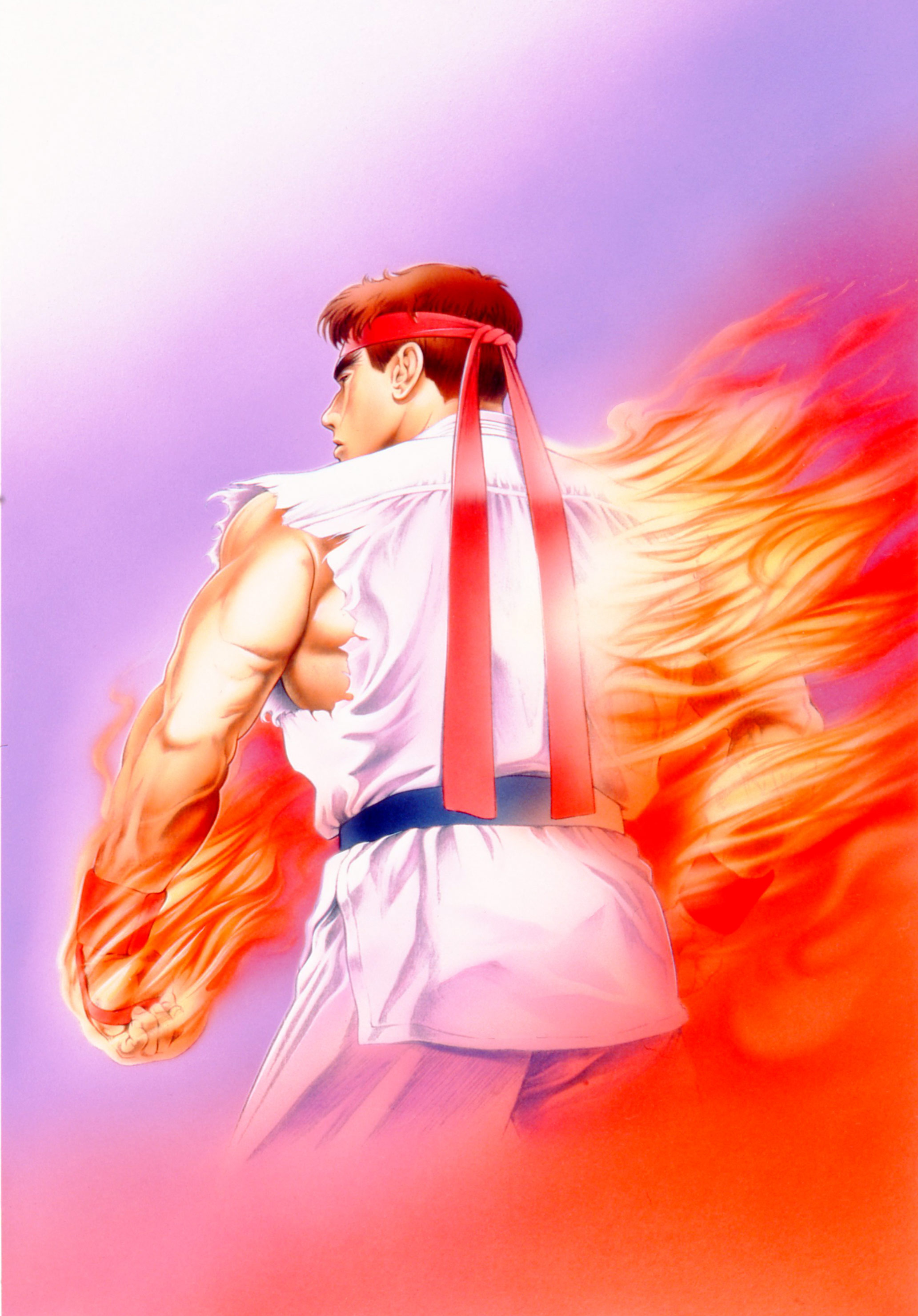 Lost Art Of Street Fighter 2 Image 9