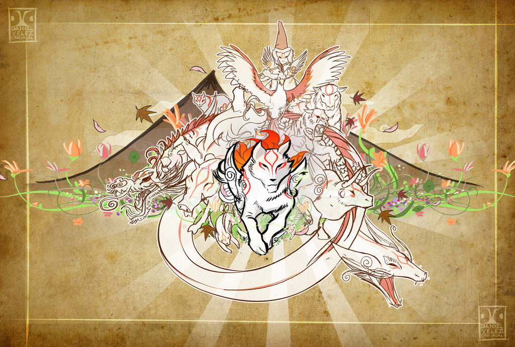 Fighting game related artwork image #9