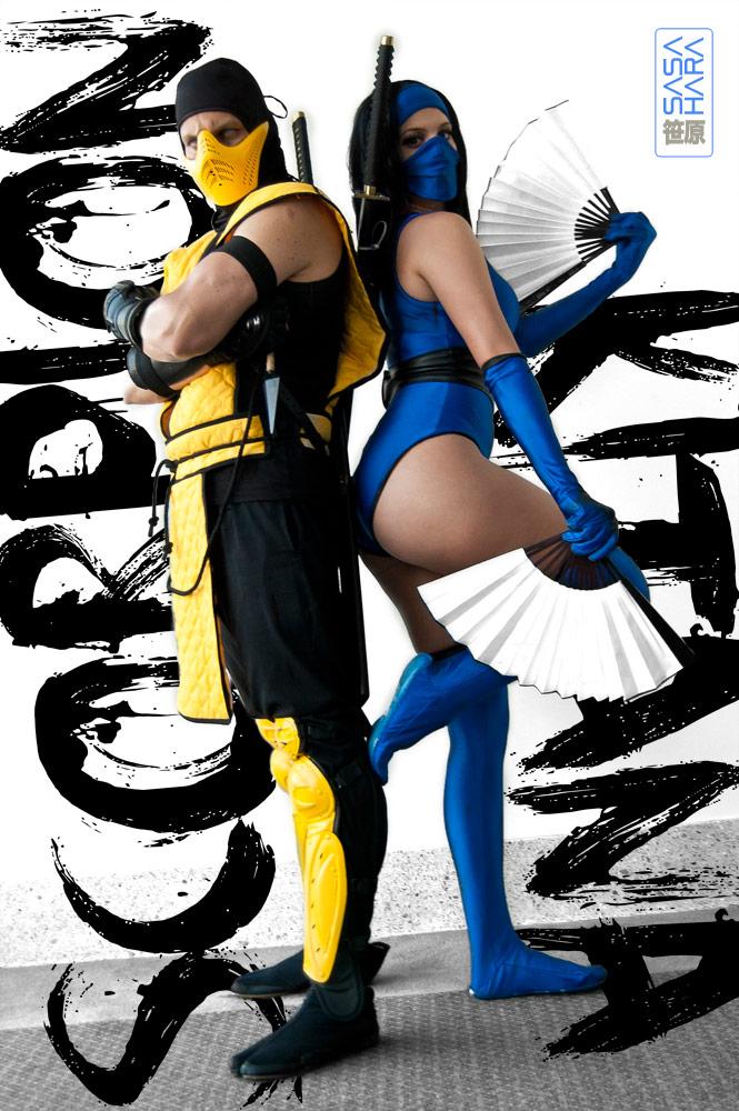 Street Fighter, Tekken, Mortal Kombat and more cosplay gallery image #1