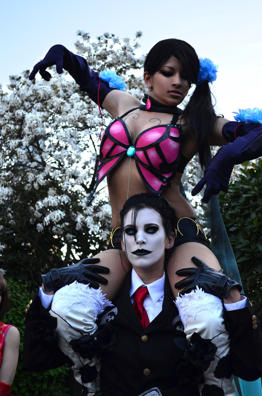 Street Fighter, Tekken, Mortal Kombat and more cosplay gallery image #6