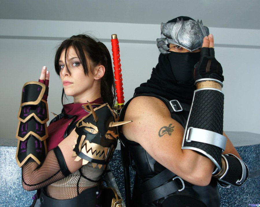 Street Fighter, Tekken, Mortal Kombat and more cosplay gallery image #8