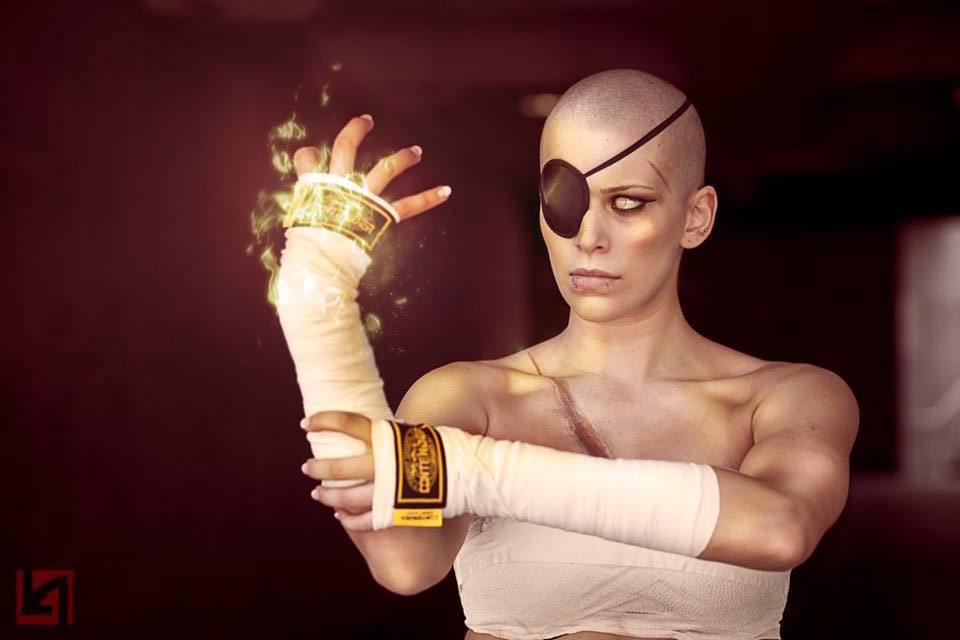 Street Fighter, Tekken, Mortal Kombat and more cosplay gallery image #15