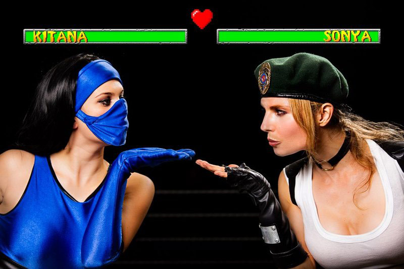 Street Fighter, Tekken, Mortal Kombat and more cosplay gallery image #16