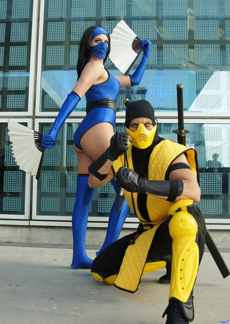 Street Fighter, Tekken, Mortal Kombat and more cosplay gallery image #18