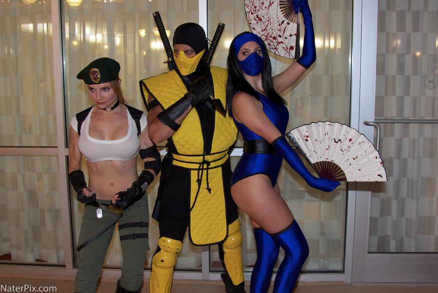 Street Fighter, Tekken, Mortal Kombat and more cosplay gallery image #23