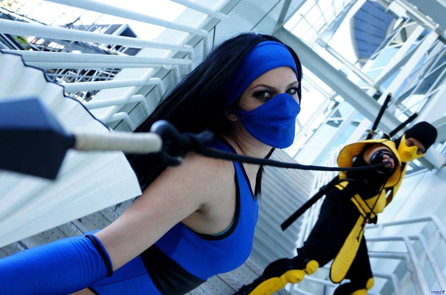 Street Fighter, Tekken, Mortal Kombat and more cosplay gallery image #24