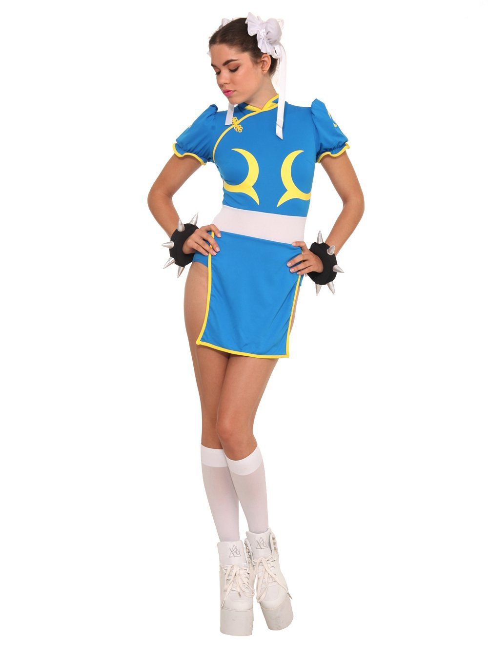 Street Fighter Halloween Costumes no caption provided gallery image 1 gallery image 2 Halloween Costumes For Street Fighter And Mortal Kombat Image 1