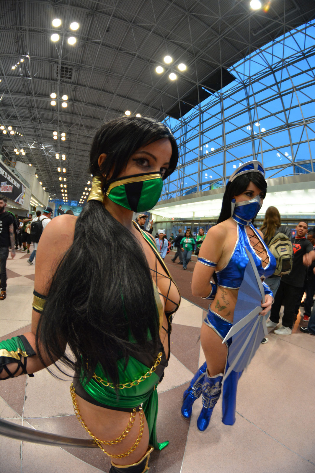 Cosplay photo from the 2013 New York Comic-Con by Jason24cf #1