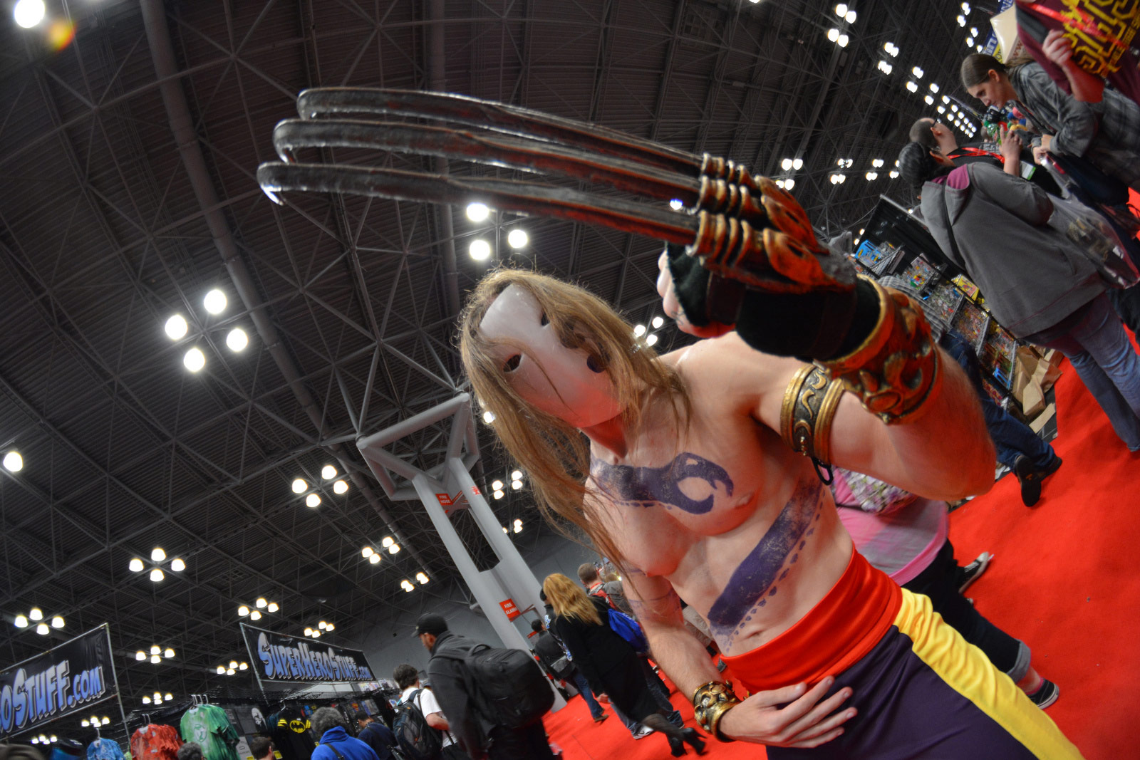 Cosplay photo from the 2013 New York Comic-Con by Jason24cf #4