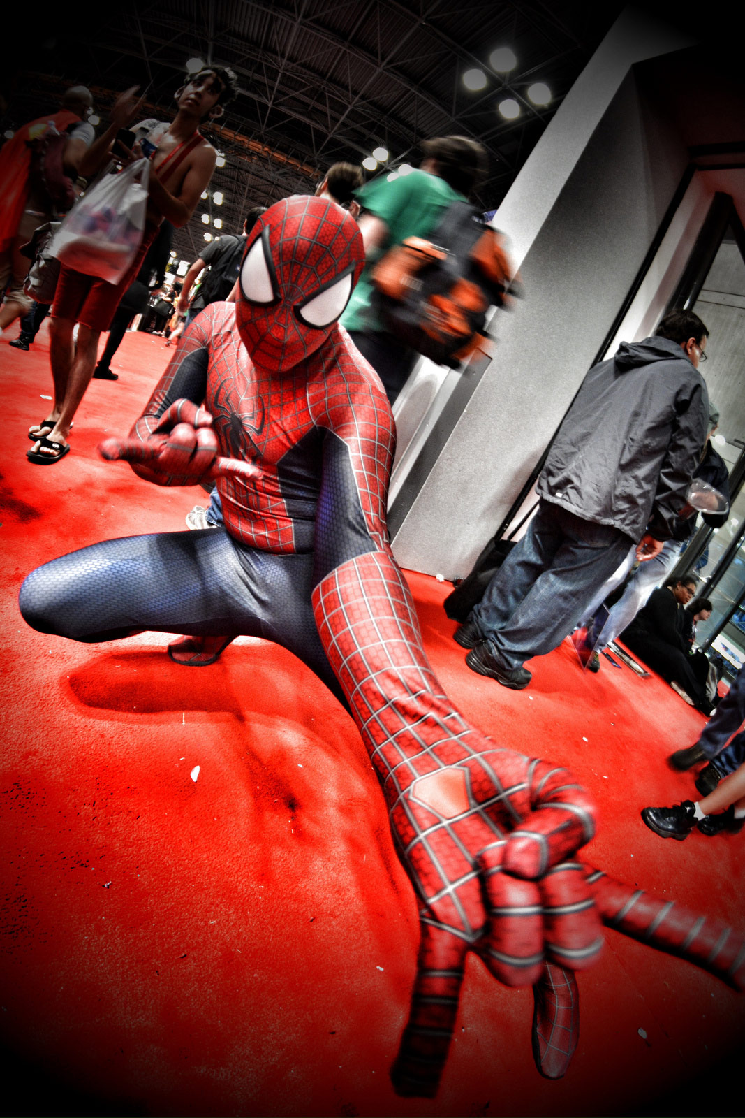 Cosplay photo from the 2013 New York Comic-Con by Jason24cf #5