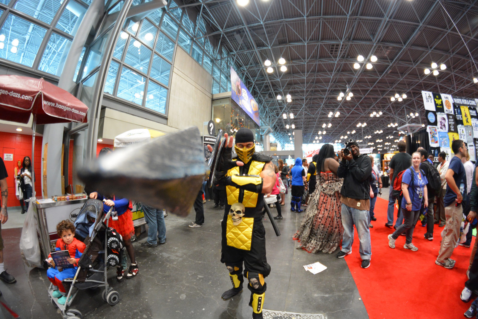 Cosplay photo from the 2013 New York Comic-Con by Jason24cf #6