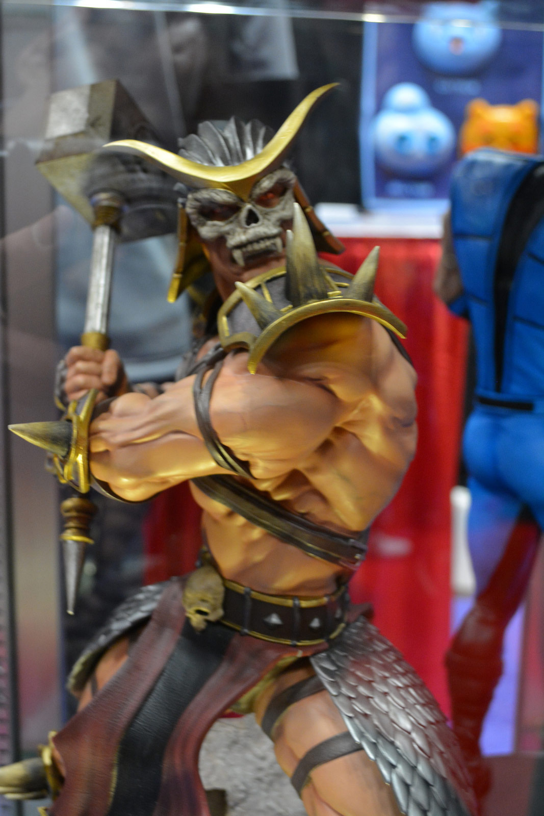 Statue photo from the 2013 New York Comic-Con by Jason24cf #2
