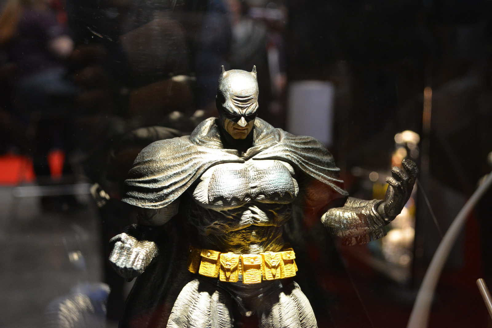 Statue photo from the 2013 New York Comic-Con by Jason24cf #5