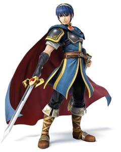Marth A Girl Is