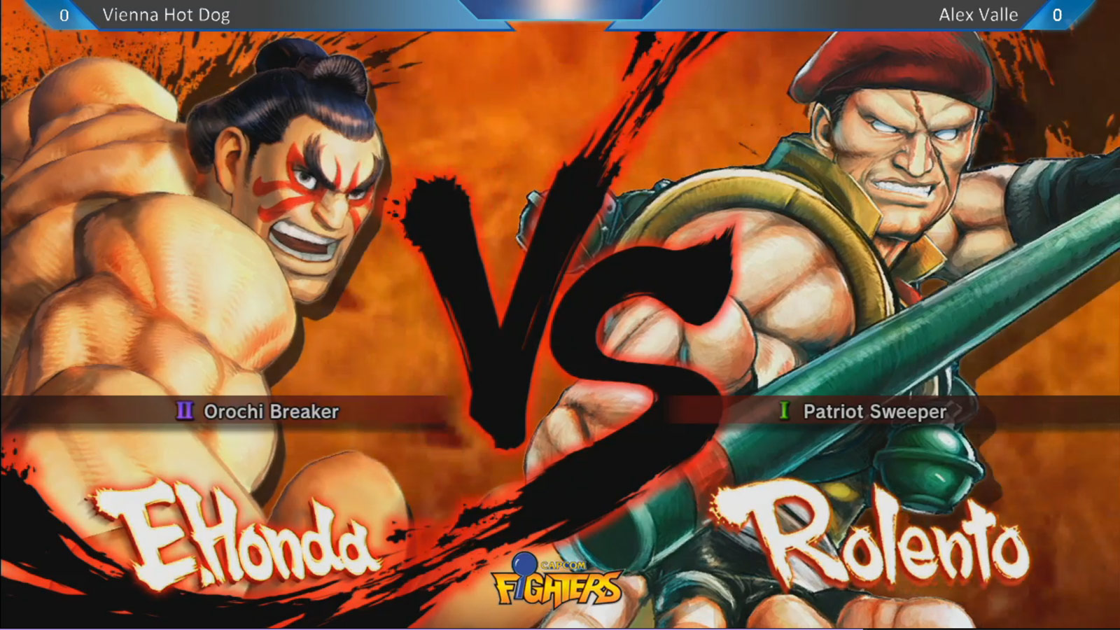 Ultra Street Fighter 4 Character Select Screen Artwork For