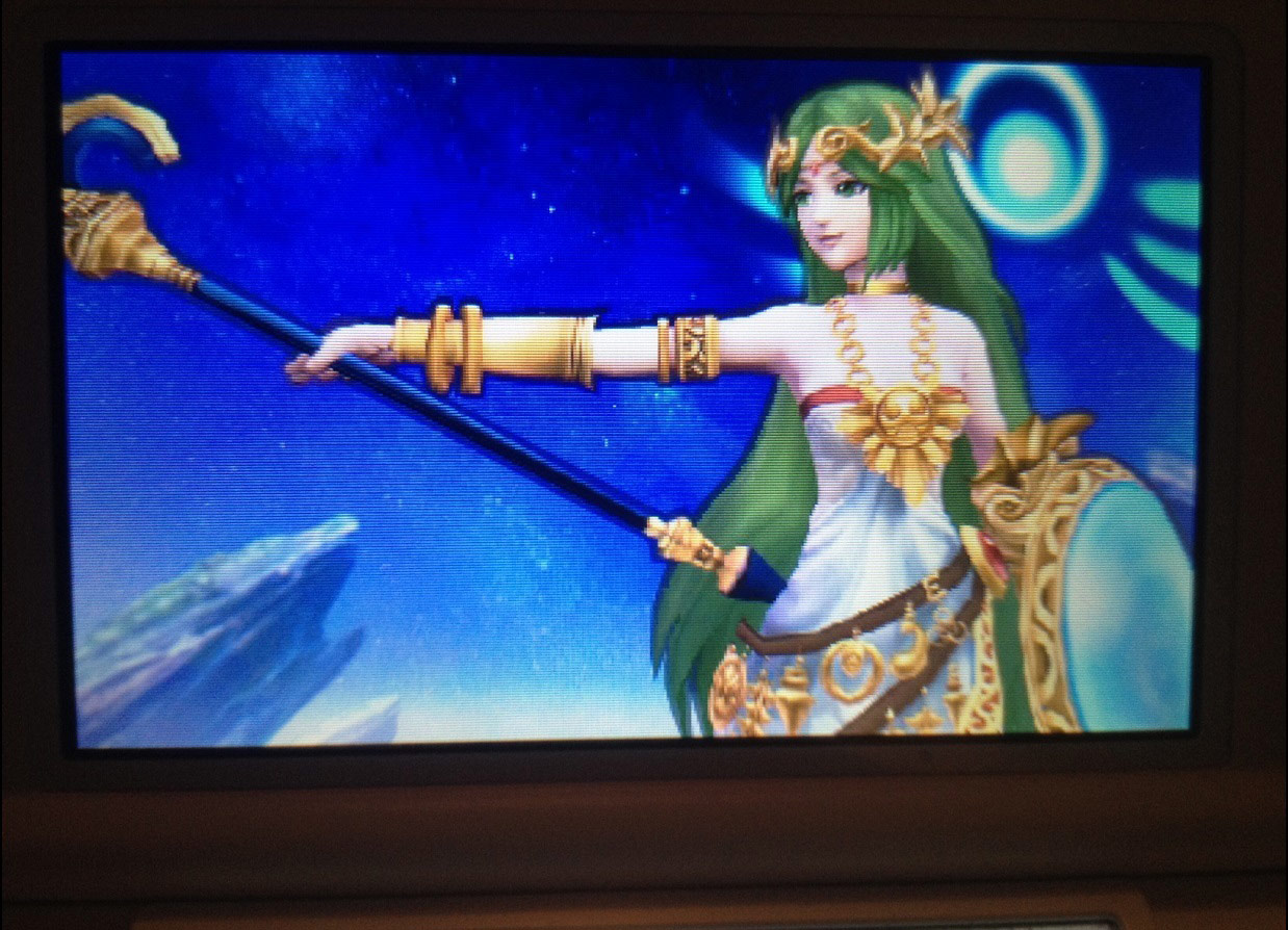 Rumor: Palutena in Super Smash Bros. 3DS image #1