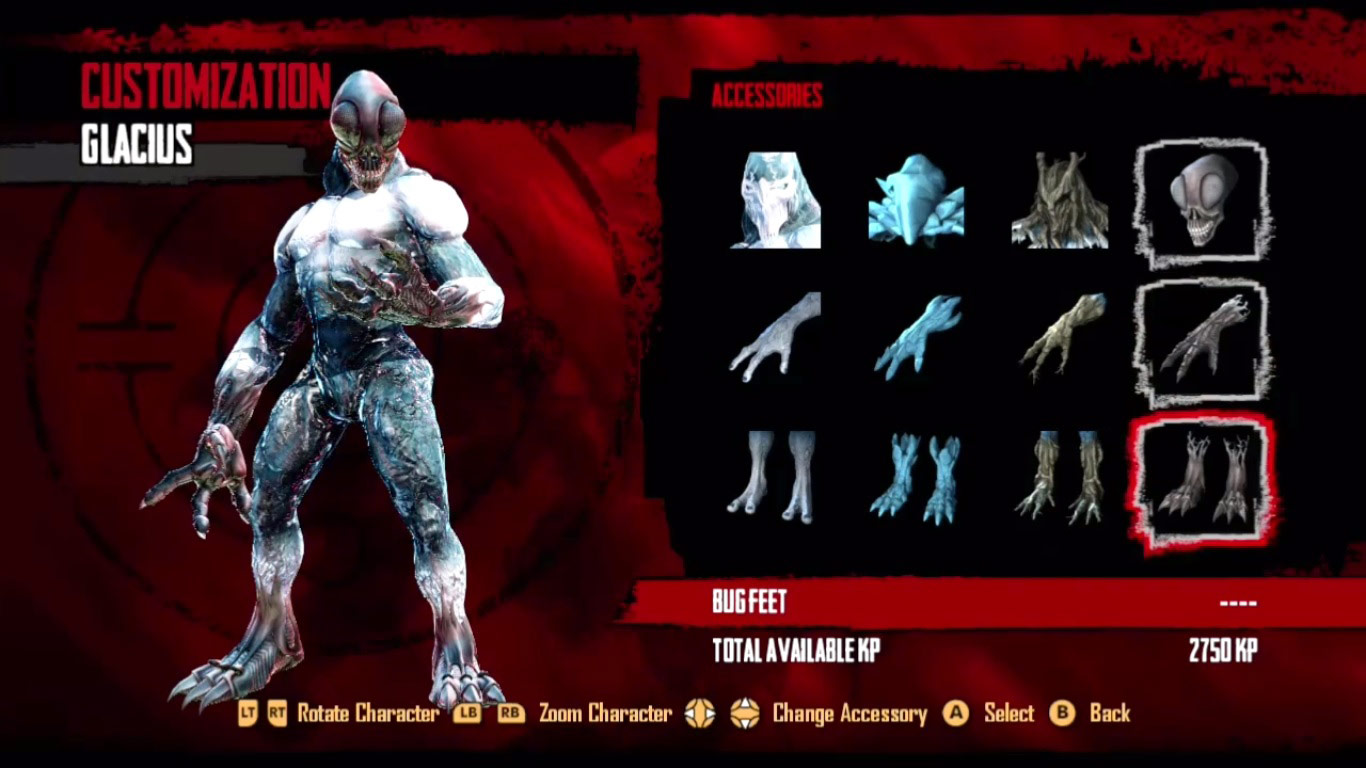 Classic Glacius and Sabrewulf costumes in Killer Instinct ...