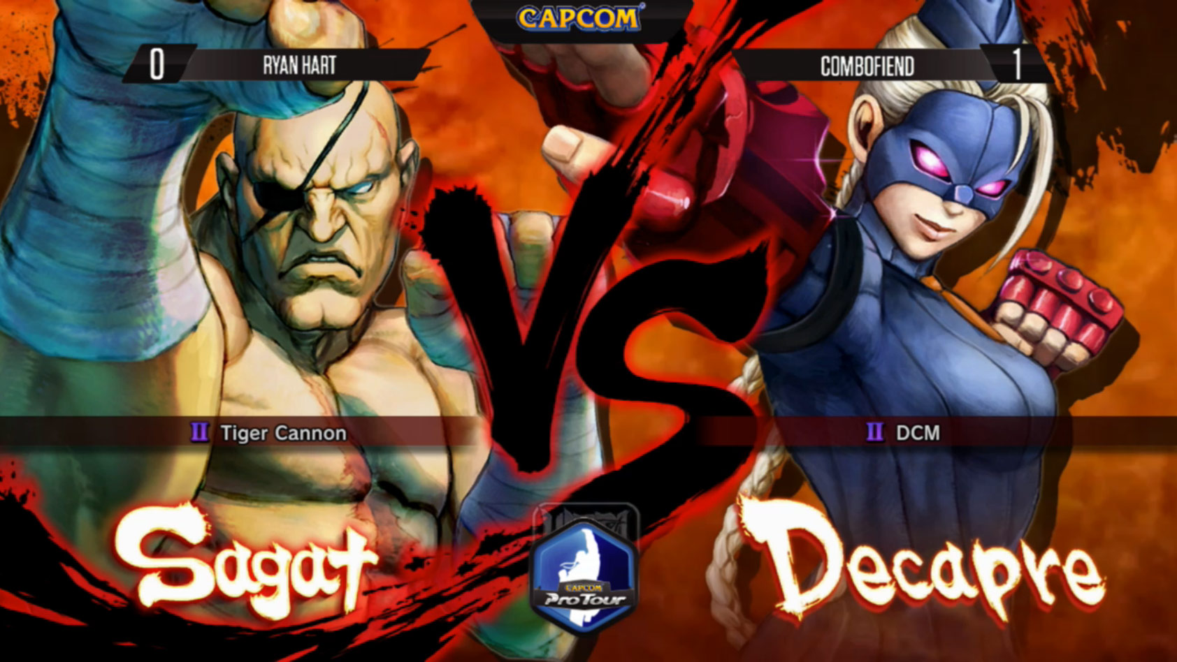 Decapre in Ultra Street Fighter 4 along with new character select screen #3