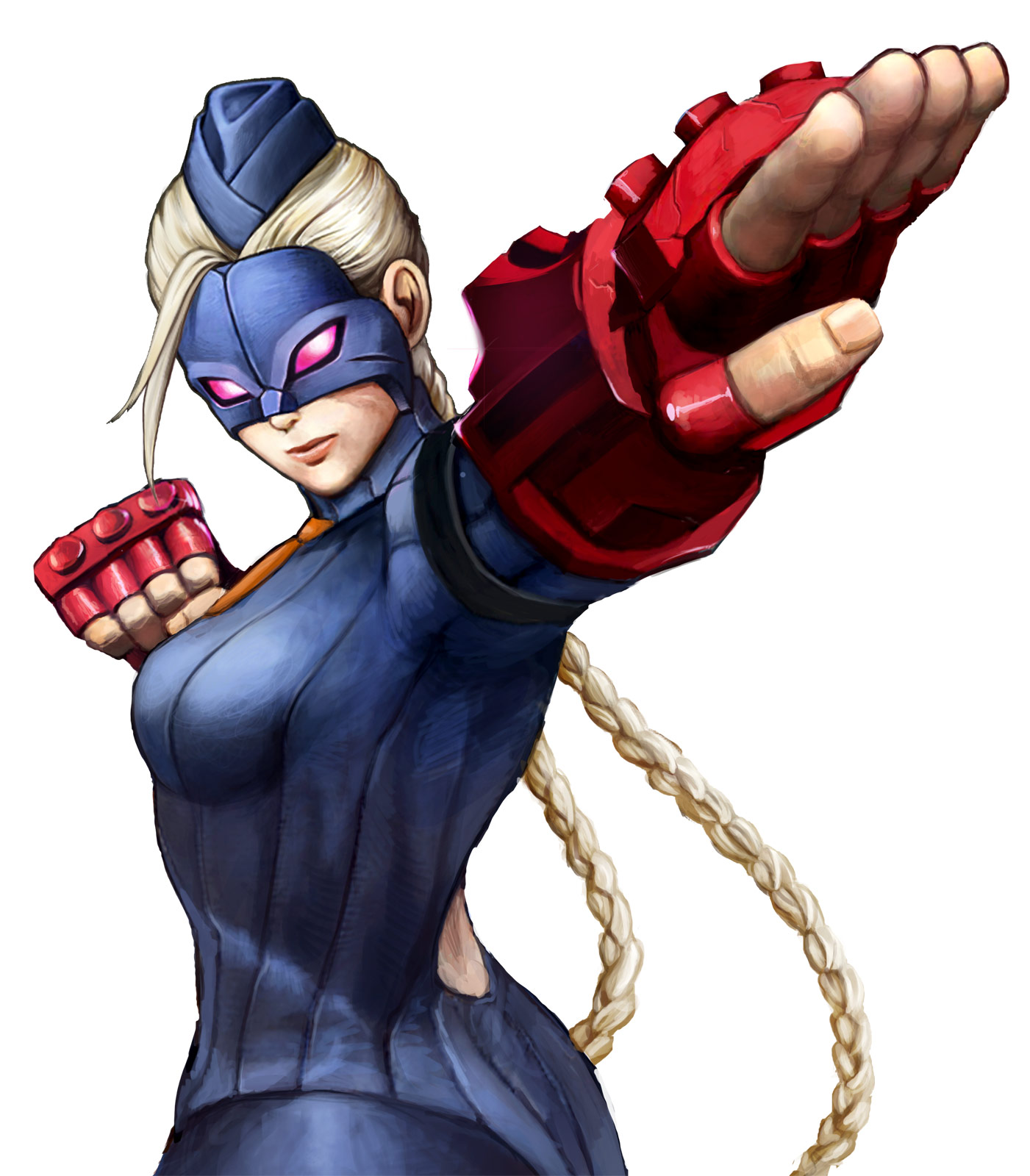 Decapre artwork and screen shots for Ultra Street Fighter 4 image #2