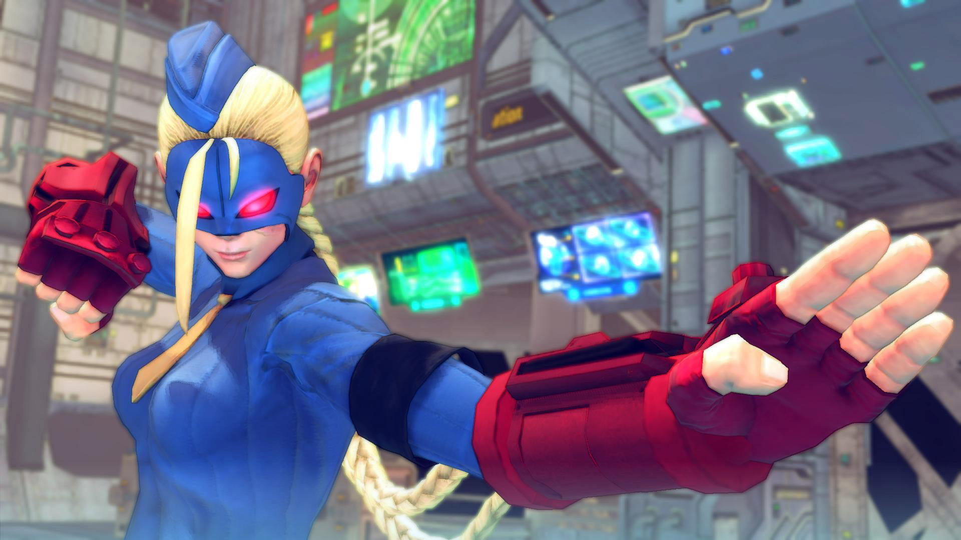 Decapre artwork and screen shots for Ultra Street Fighter 4 image #4