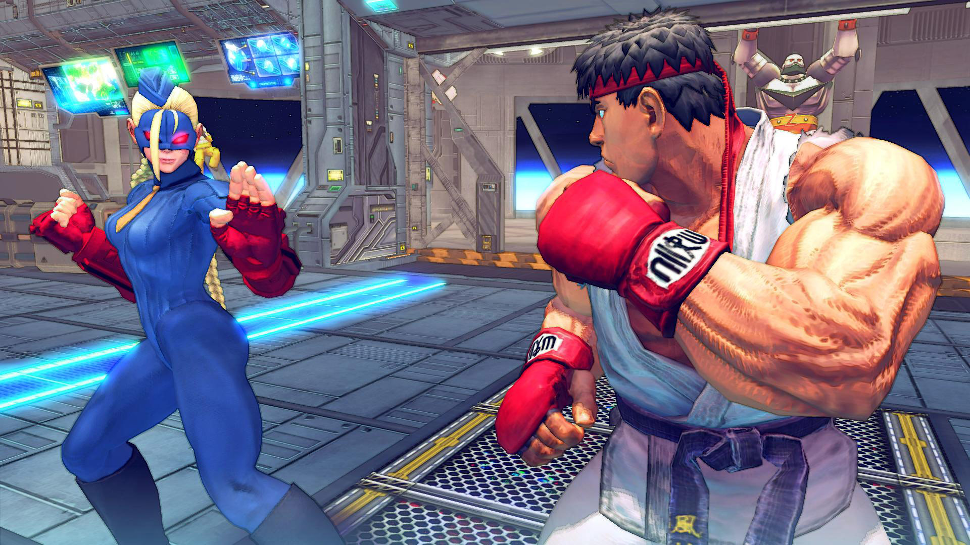 Decapre artwork and screen shots for Ultra Street Fighter 4 image #5