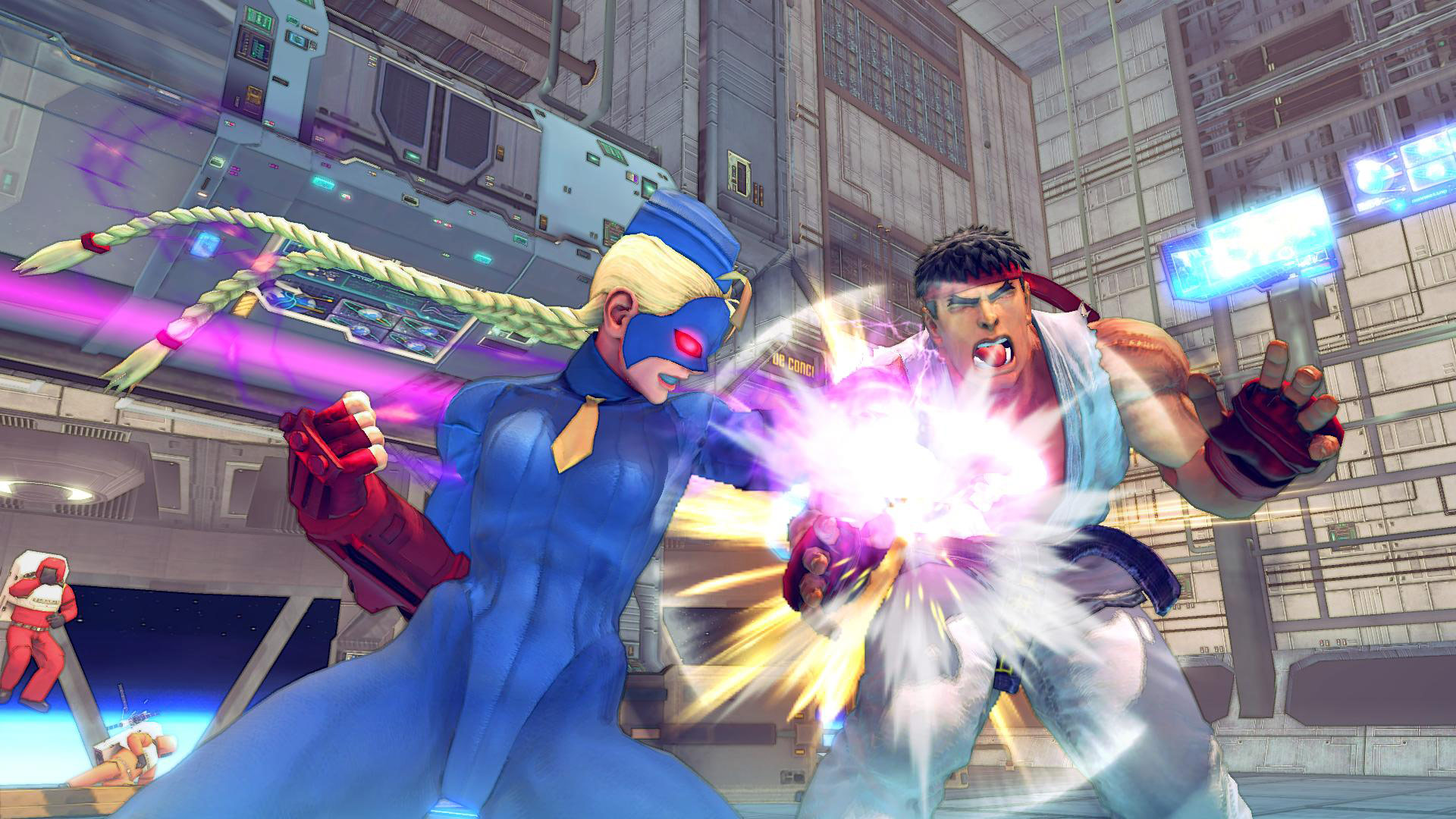 Decapre artwork and screen shots for Ultra Street Fighter 4 image #6