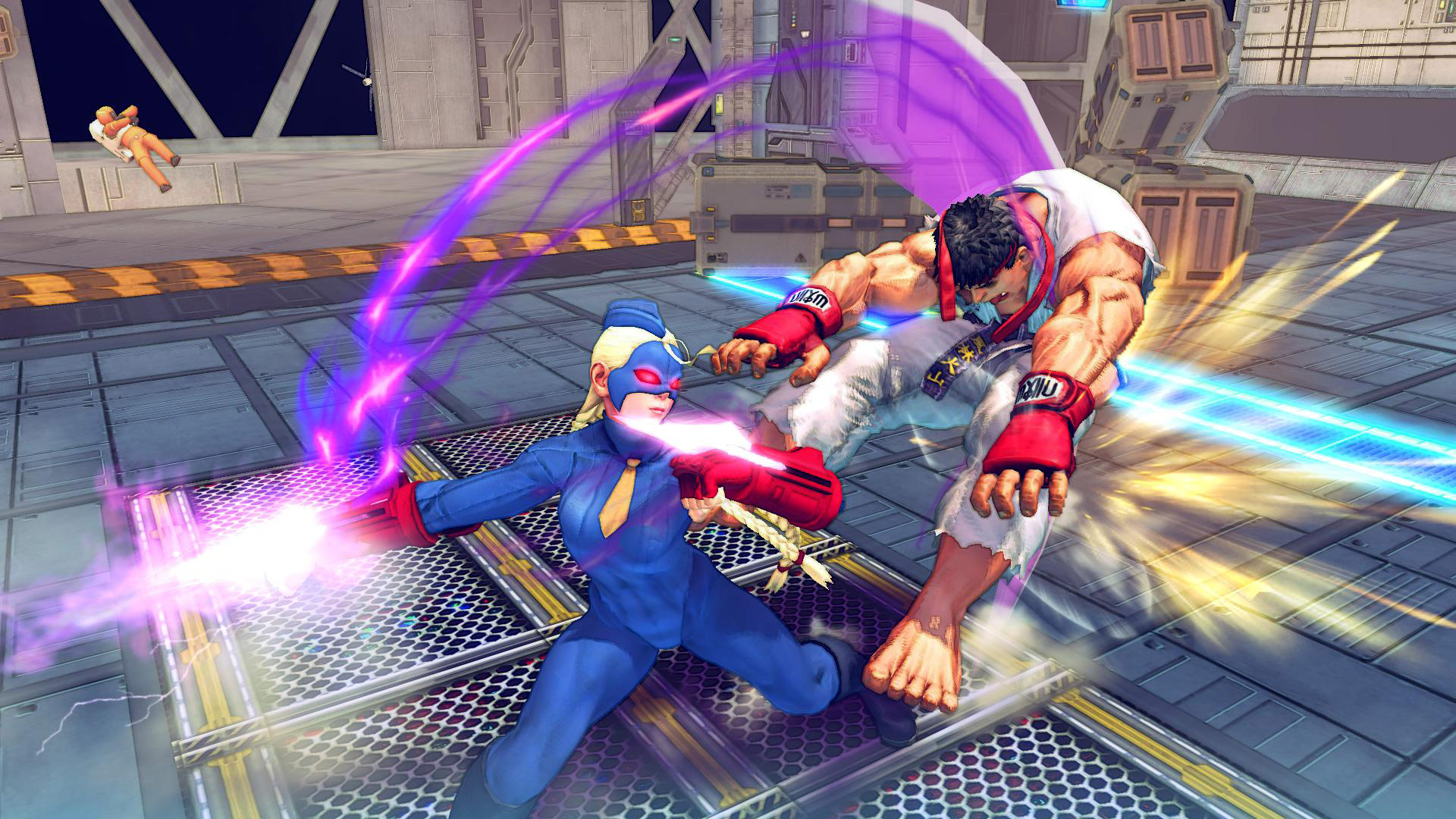 Decapre artwork and screen shots for Ultra Street Fighter 4 image #9
