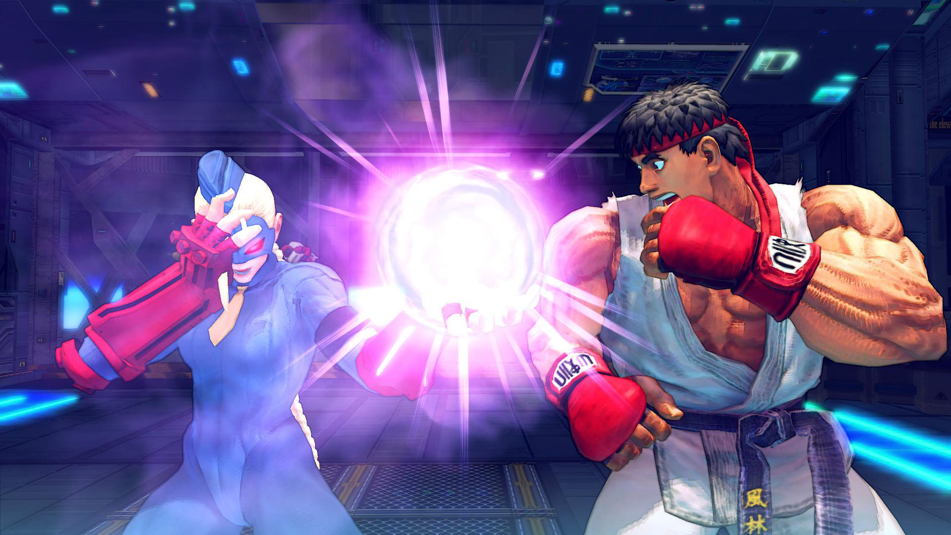 Decapre artwork and screen shots for Ultra Street Fighter 4 image #10