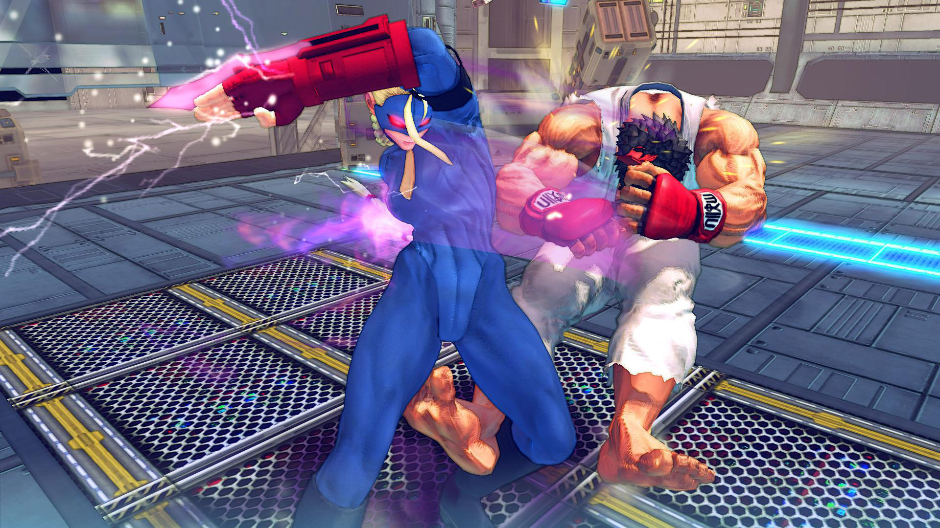 Decapre artwork and screen shots for Ultra Street Fighter 4 image #12