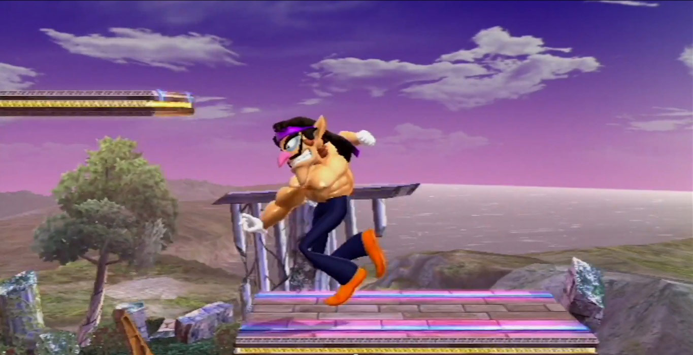 super smash bros brawl nude mod