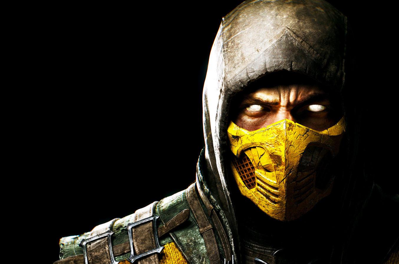 Image of Scorpion in Mortal Kombat 10 #2