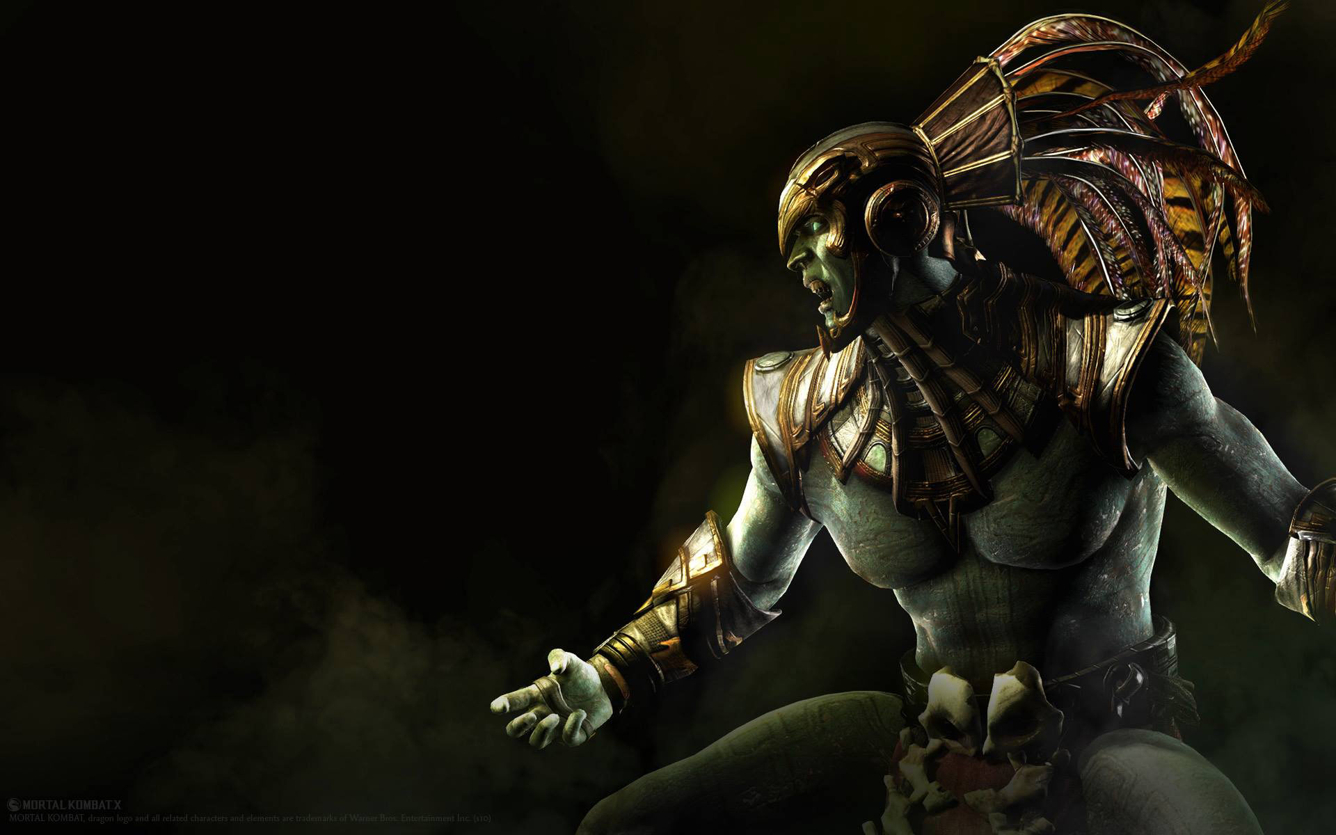 Mortal Kombat X Wallpapers Featuring Old New Characters Image 2