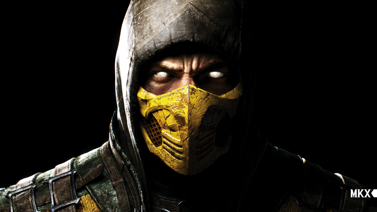 Mortal Kombat X wallpapers featuring old/new characters, image #5