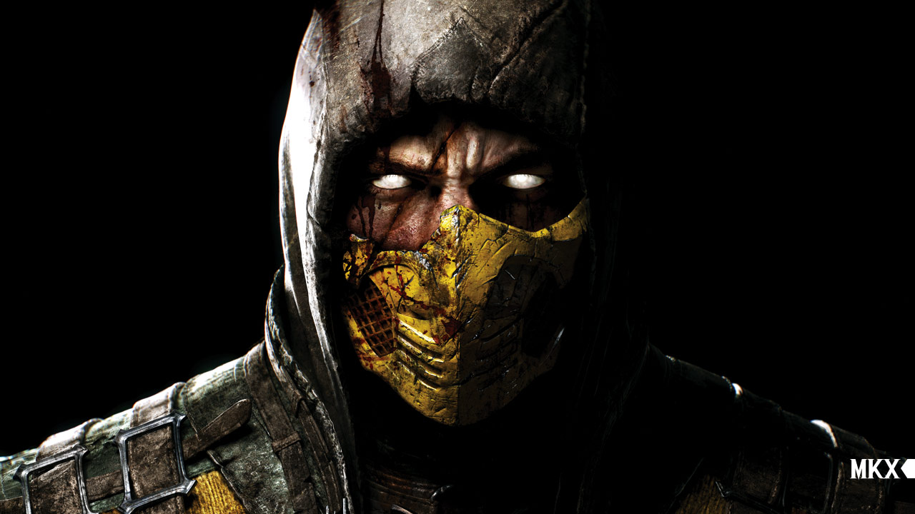 Mortal Kombat X Wallpapers Featuring Oldnew Characters