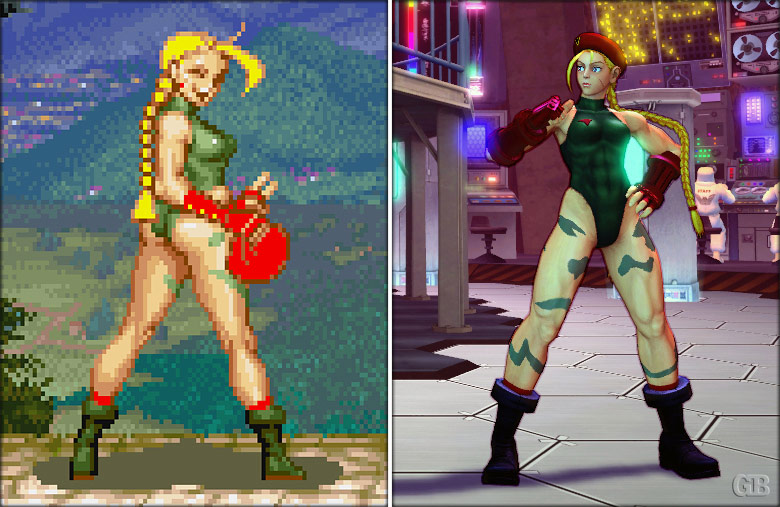 From pixels to polygons: How Ultra Street Fighter 4 ...