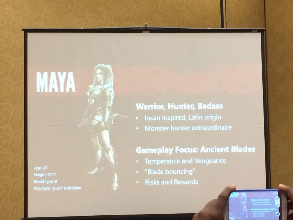 Maya is Killer Instinct season 2's next character