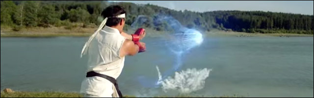Scientifically Accurate Street Fighter Ryu And Ken S Hadouken Fireballs Would Have To Travel Faster Than 93mph In Real Life