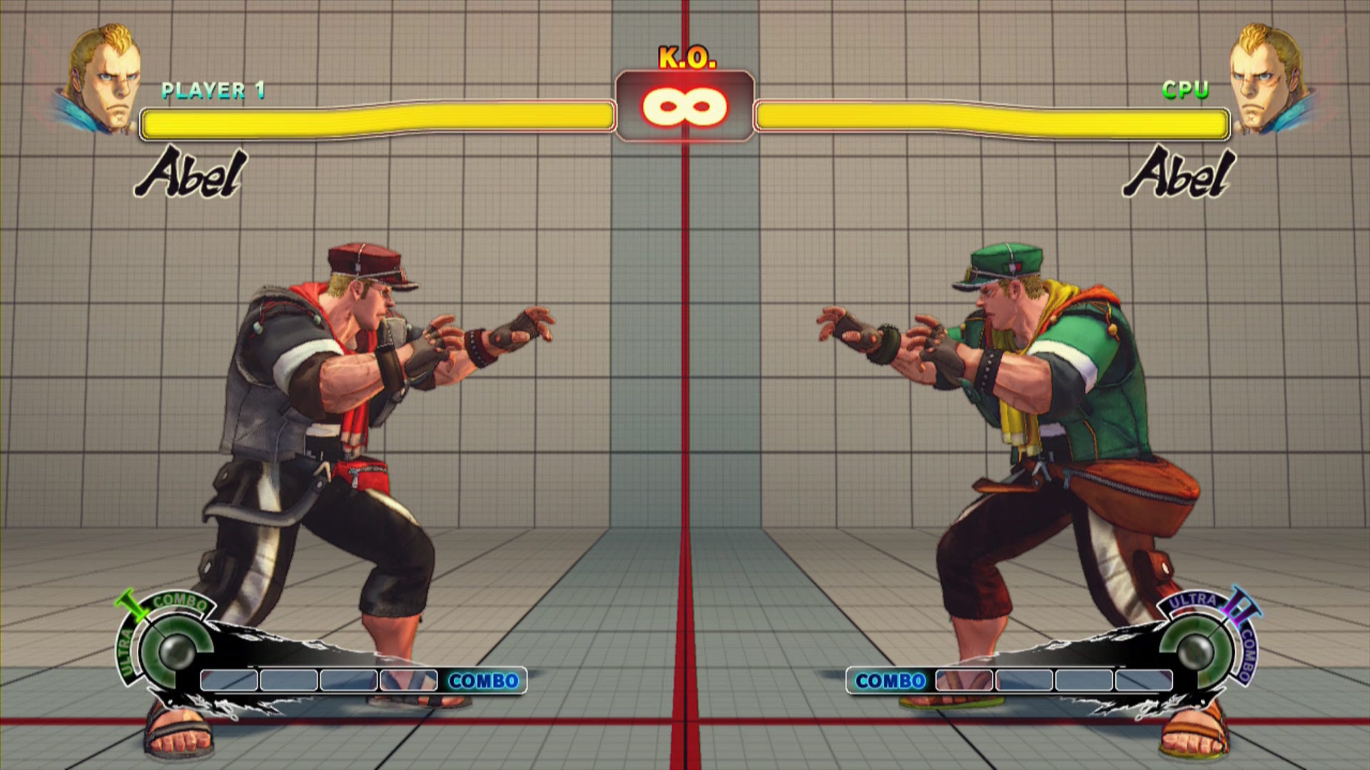 Summer Vacation costume colors in Ultra Street Fighter 4, image #1
